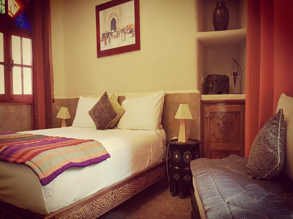 Chambre Ayma Riad Tiafilag
